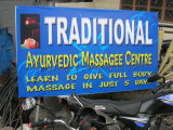 Traditional Massagee