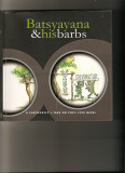 Batsyayana and his barbs (2006) (inscribed with original drawing)