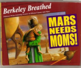 Mars Needs Moms (2007) (inscribed with original drawing)
