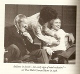 With Dick Cavett in 1978