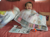 Fun with newspapers