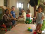 Another of Rahil's play groups