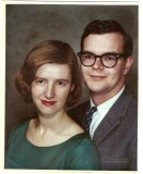 Tim and Mary c. 1962