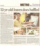 This article appered in the 29 Sept 2007 edition of the Hindustan Times.  Be sure to check the bottom right photo!