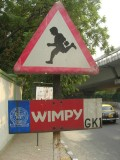 Wimpy Kids Crossing