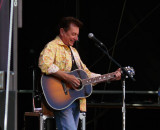 Joe Ely at the main stage
