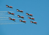 The Canadian Forces Snowbirds