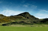 Arthurs Seat - viewed from the north