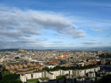 Edinburgh from the Radical Road