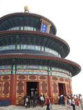 Day 2: Beijing - Temple of Heaven; Forbidden City; Rickshaw excursion
