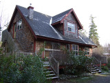 Sandsend Cottage exterior