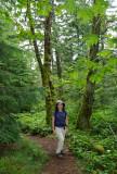 Mt. Erskine trail