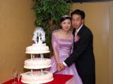 Lisa and Hugh's Wedding Banquet