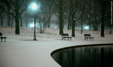 1280 x 768 National Mall 1st Snow