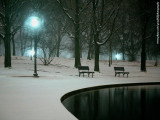 1024 x 768 National Mall 1st Snow