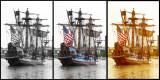 Sailing Ship tria