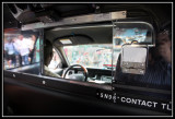 Inside New York Taxi