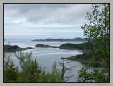 view towards Jøa