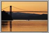 Lokkaren bridge .  02.45 a.m.