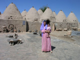 An evening in Sanliurfa, and day trip to Harran:  Aug 2007