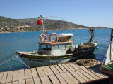 This is a local fishing boat