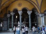 Hagia Sofia, second floor