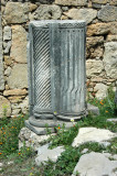 columns of differing styles, including spirals (House of Columns)
