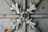 Church door, Stari Bar
