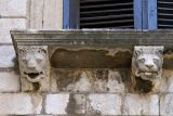 Lions in Kotor Old Town