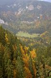 View from VodiĎni Vrh