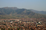 Prilep, from Markov Kuli