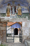 Entrance to Treskavec Monastery