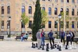 Chess at the Gymnasium