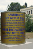 Canned Beef Monument