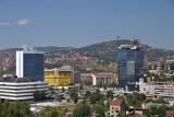 Novo Sarajevo, from Kovačići
