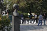 Chess in Trg Oslobođenje
