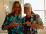 GREG RZAB & ROGER GLOVER