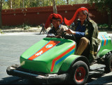 First driving lessons (Tibet)