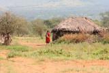 Masaii home