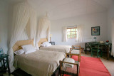 My room at Sosian, located in the heart of the world-famous Laikipia plateau in Kenya.