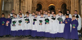 The Norwich Cathedral Choir