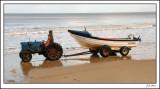 Cromer Crabbing Boat