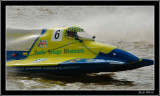 Oulton Broad Power Boat Racing