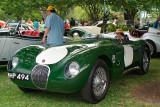 Jaguar 1952 C type 01