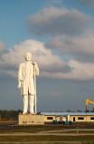 Stephen F Austin statue Clute 02