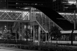Medical Center Metro Station 01 bw