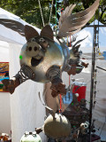 Flying Pigs Fred Conlon metal 01