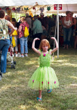 young dancer in green 01