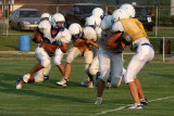 Scrimmage, Aug. 10, 2007