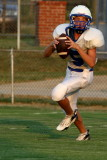 Scrimmage, Aug. 10